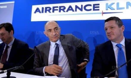 Air France: les salaires des dirigeants augmentent de plus de 40%