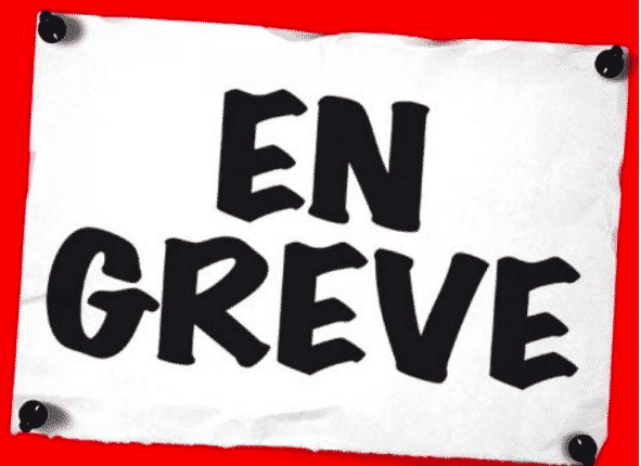 APPEL A LA GREVE : UNPNC HOP