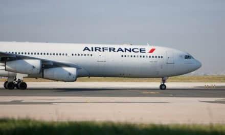 Air France : de nouveaux services pour les enfants cet été