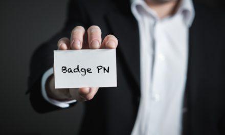 A compter du 28 Août prochain, les stagiaires PN devront badger avant de commencer un stage!