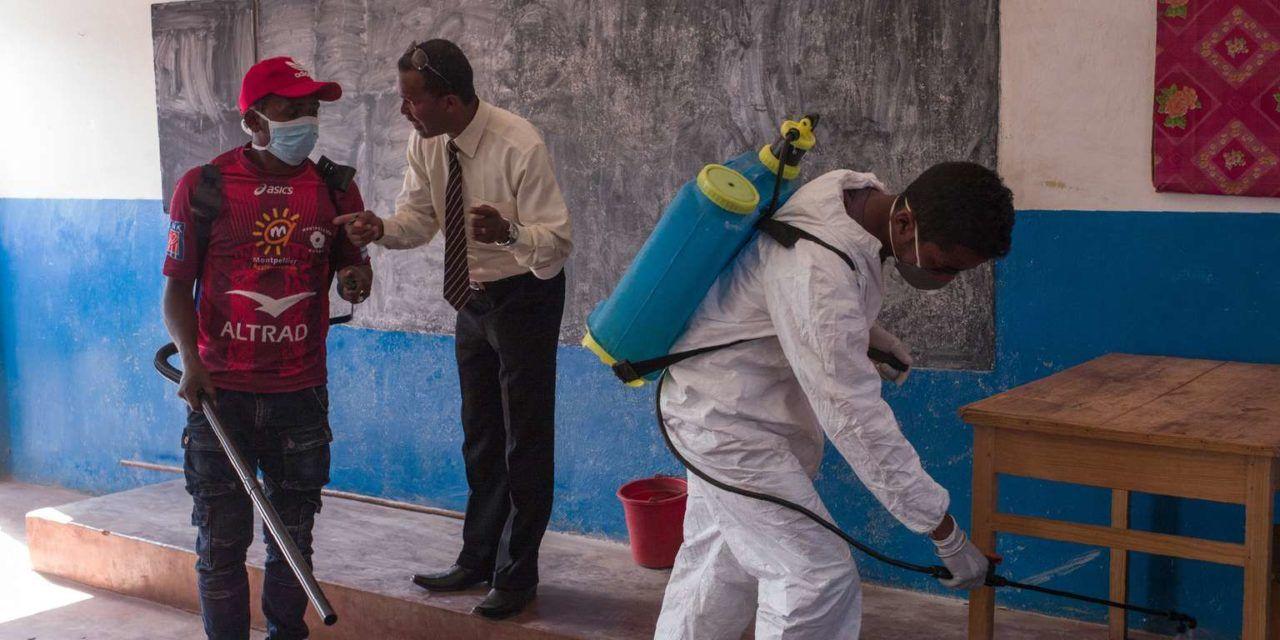 SITUATION DE CRISE SANITAIRE À MADAGASCAR