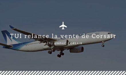 TUI relance la vente de Corsair