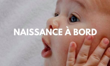 NAISSANCE A BORD