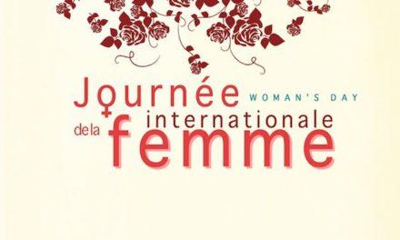 8 MARS 2018, JOURNÉE INTERNATIONALE DU DROIT DES FEMMES !