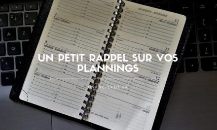 Info planning