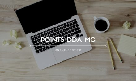 POINTS DDA MC