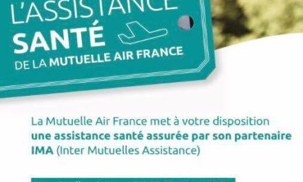 Rappel sur les prestations de l'assistance santé IMA (Inter Mutuelles Assistance), de la Mutuelle AF.