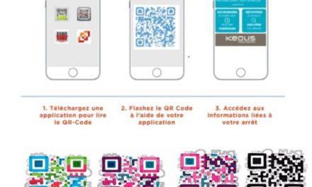 Un nouvel outil d'information voyageur pour la navette ville des Sheds
