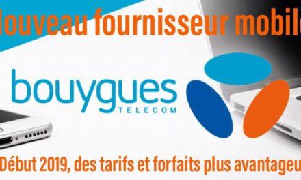 Air France a sélectionné Bouygues Télécom comme fournisseur de téléphonie mobile avec de nouveaux avantages pour les salariés