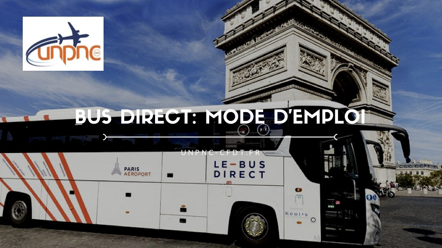 Bus direct: mode d'emploi
