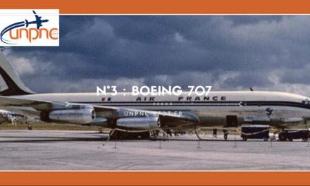 CETTE SEMAINE LA FLAMME N°3 : BOEING 707
