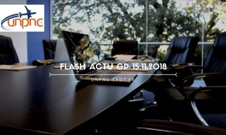 Flash actu gp 15.11.2018