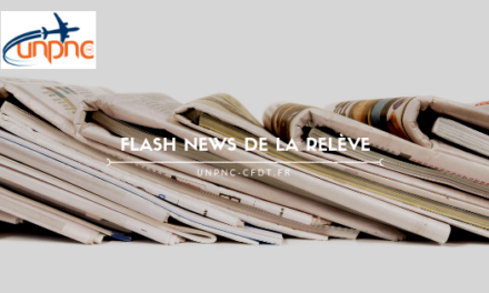 Flash news de la relève