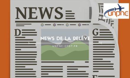 News de la relève
