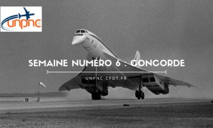 Semaine numéro 6: Concorde