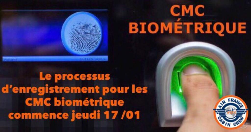 Cmc Biométrique