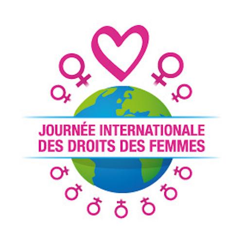 VENDREDI 8 MARS, JOURNEE DE LA FEMME