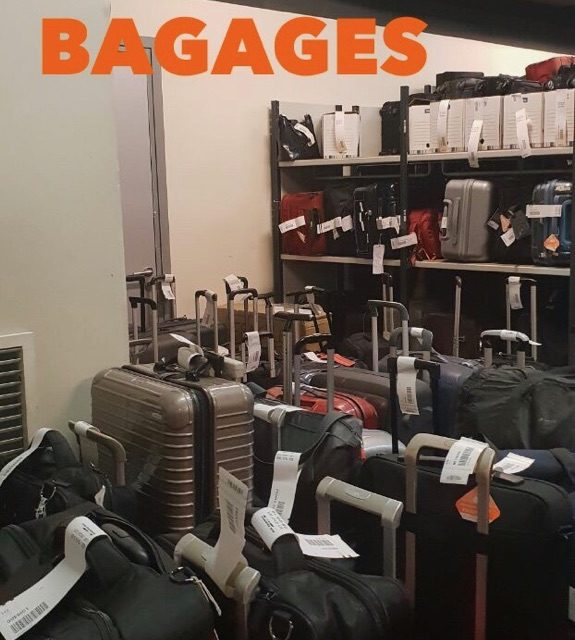 ⚠️ INFO CONSIGNES BAGAGES ⚠️