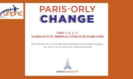 Orly: évolution au 19 mars