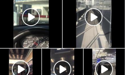 Nouveau circuit PN LC ORLY en vidéo