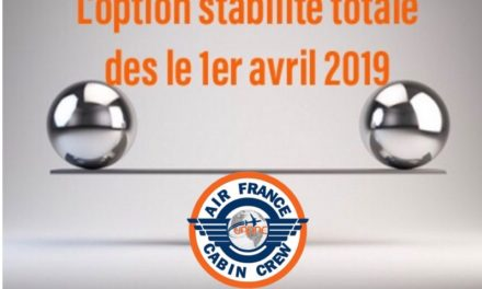 L'option stabilité totale dès le 1er avril 2019