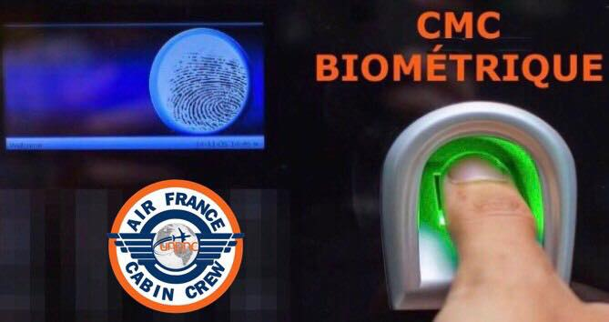Info CMC Biométrique