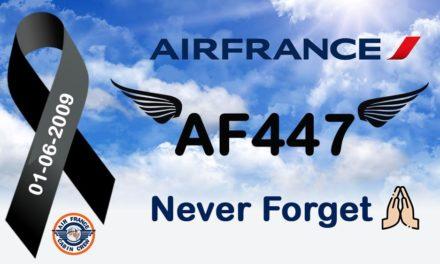 Le 1er juin 2009, le vol AF 447 disparaissait dans l'Atlantique sud…