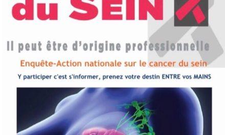 Enquête-Action nationale sur le cancer du sein