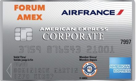 Notre carte AMEX CORPORATE évolue.