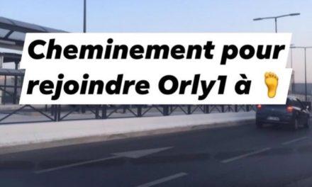 Amis du LC ! ☀️ : Cheminement pour rejoindre Orly1 à 🦶