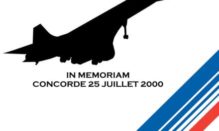 IN MEMORIAM CONCORDE 25 JUILLET 2000