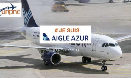 #JeSuisAigleAzur