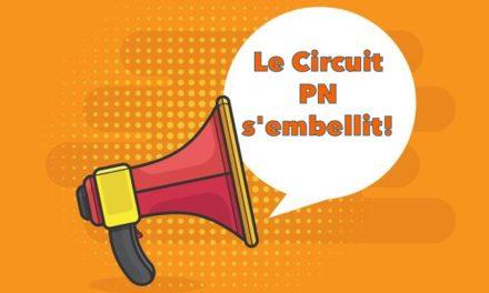 AMIS PNC, Le Circuit PN s'embellit!