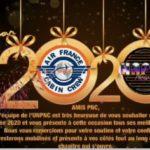 La team UNPNC vous souhaite une bonne année 2020