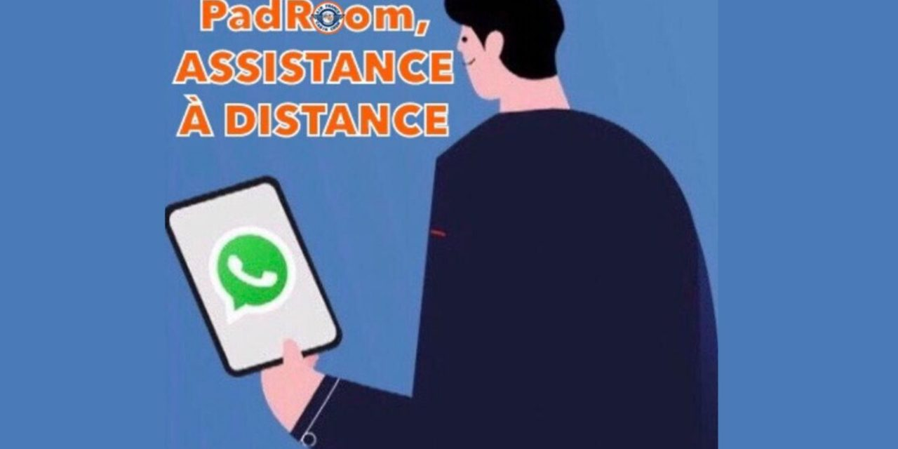 📌PadRoom, une assistance à distance❗