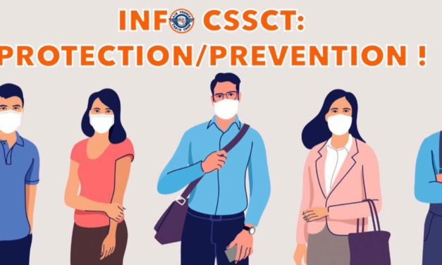 📌INFO CSSCT: PROTECTION/PREVENTION❗