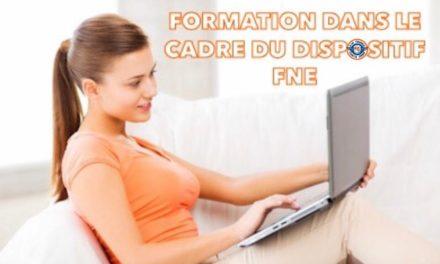 📌RAPPEL: FORMATION DANS LE CADRE DU DISPOSITIF FNE (PRISE EN CHARGE FINANCÉE PAR L'ÉTAT)❗️