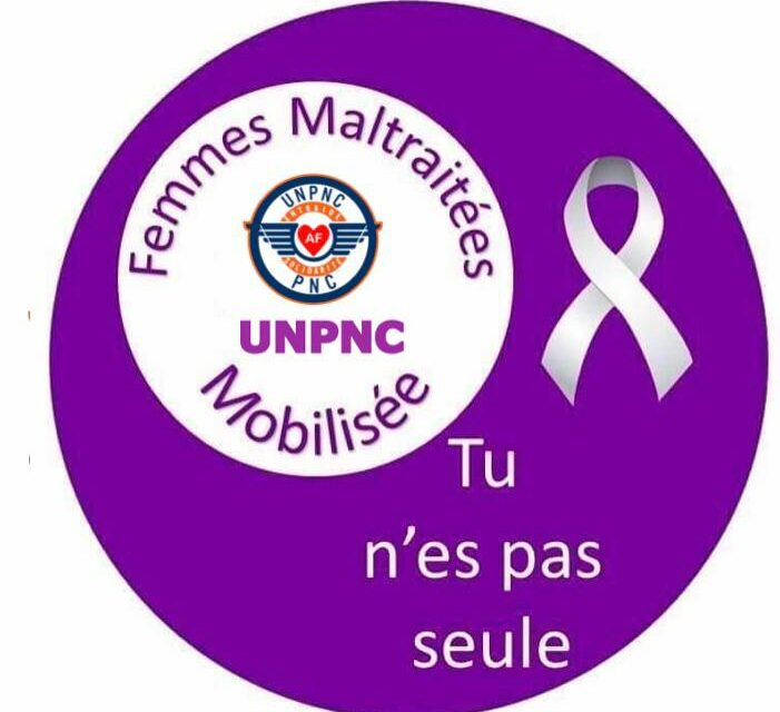 💜 L'UNPNC MOBILISÉE 💜
