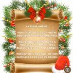 ✨🎄 Bonnes fêtes ! 🎄✨
