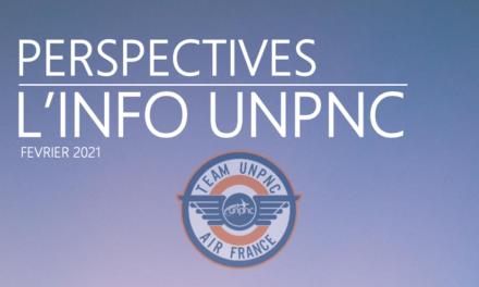 PERSPECTIVES, L'INFO UNPNC FEVRIER 2021
