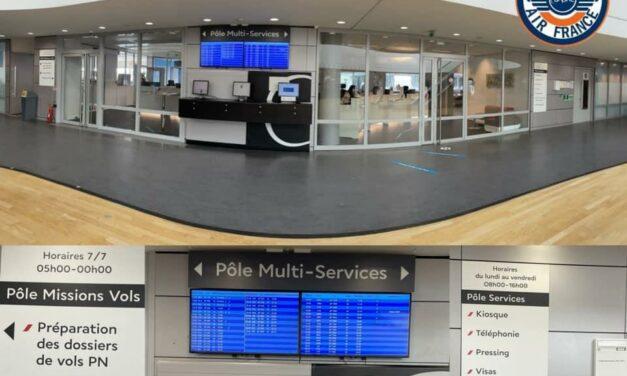 ℹ️ Pôle Multi-Services au niveau du Forum de la cité PN