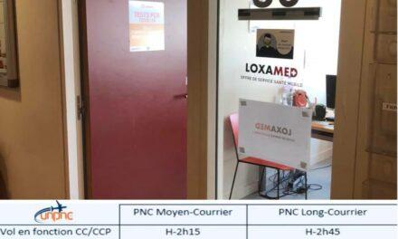 📌 RAPPEL : MODALITÉS DES VOLS NÉCESSITANT UN TEST PCR AVANT DÉPART OU ARRIVÉE ESCALE ❗️