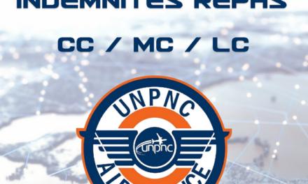 INDEMNITES REPAS CC / MC / LC